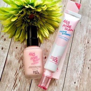 Bundle Touch in Sol No PoreBlem Primer Essence